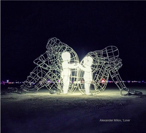 communiquer, exister - A. Milov, Love